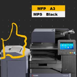 MDS A3 BLACK