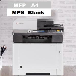 MDS A4 BLACK
